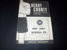 Derby County v Rotherham United, 1963/64